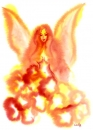 Sunny faery